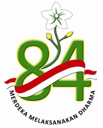Logo Peringatan Hari Ibu Ke-84 Tahun 2012