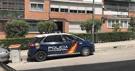 Un hombre mata a su mujer a golpes con una barra de hierro en Jaén