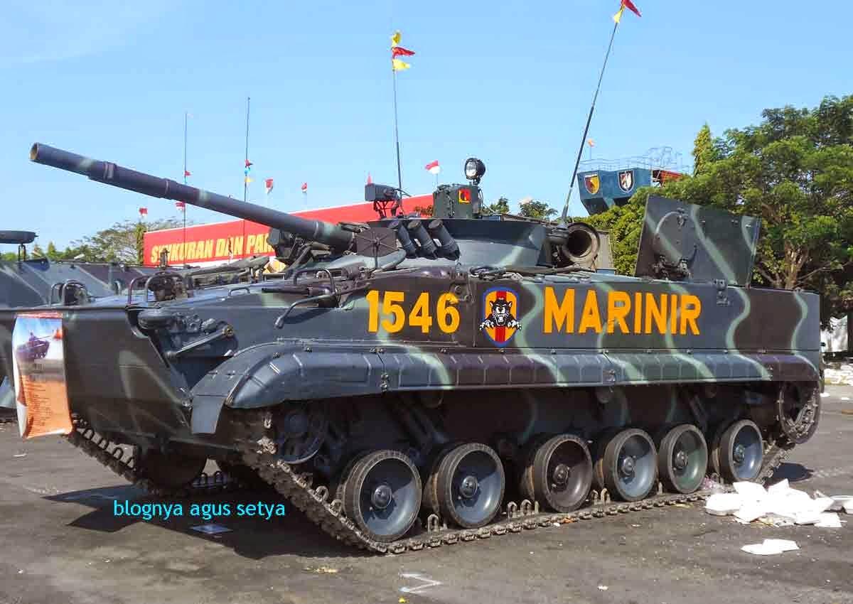 Tank Marinir