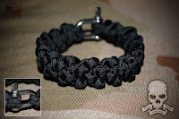 Paracord Bracelet D Shackle6