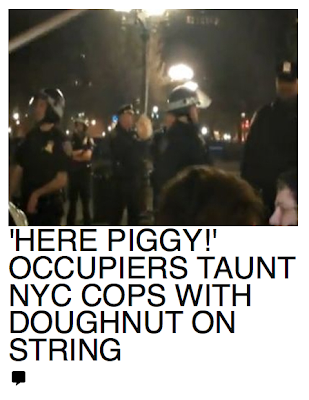 Piggies and doughnuts OH MY!