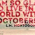 Quote: L.M. Montogomery