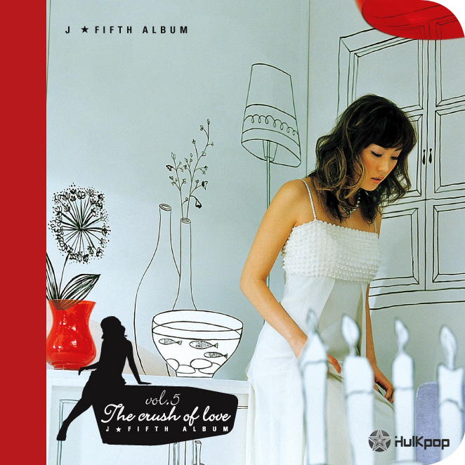 J.ae – Vol.5 The Crush Of Love