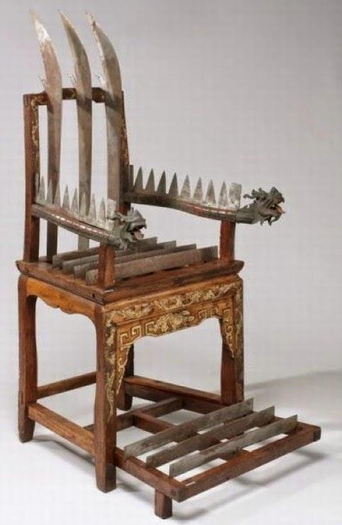 Uncomfortable Chair