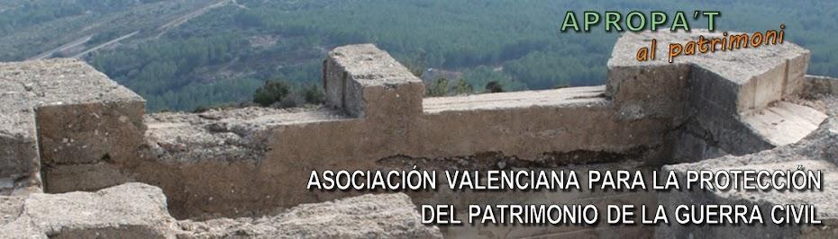 Asociación Valenciana para la Protección del Patrimonio de la Guerra Civil