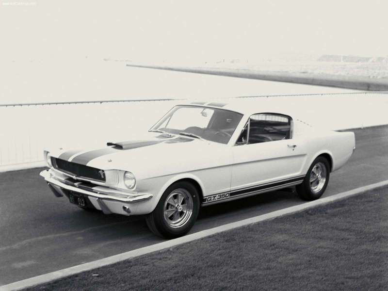 Shelby Mustang GT350 Debut History