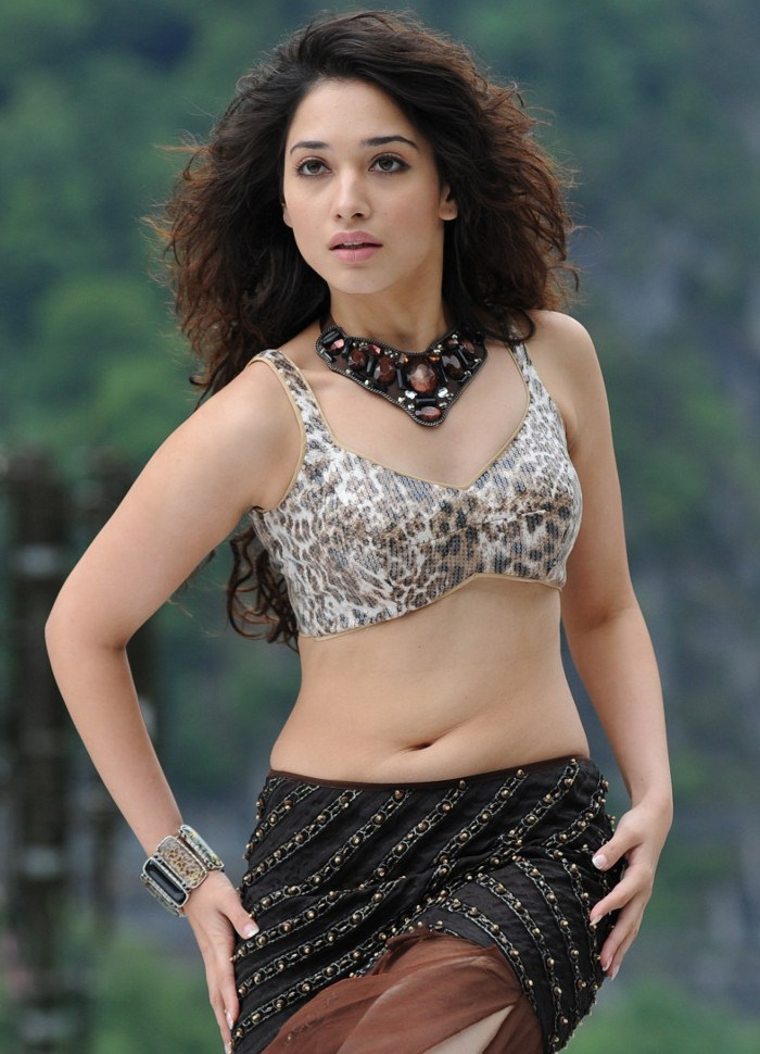 Tamanna Hot Stills From Badrinath Movie