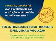 NÃO À PEC 55/2016