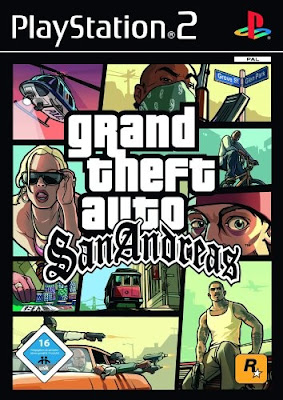 - Grand Theft Auto: San Andreas ISO\DVD5 NTSC PS2 MG -Gratis