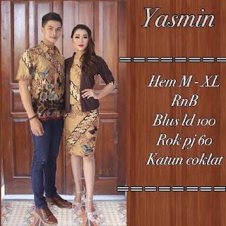 Batik Sarimbit Katun SP 8075