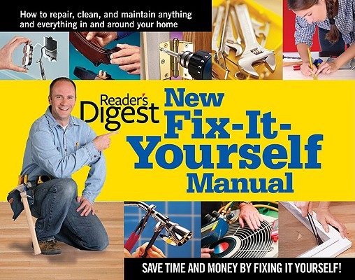 Book : Fix-It-Yourself Manual