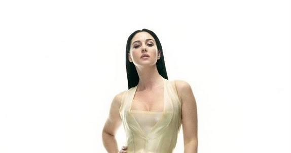 Debrafide: Monica Bellucci as Persephone in Matrix Reloaded Outfit ... Monica Bellucci