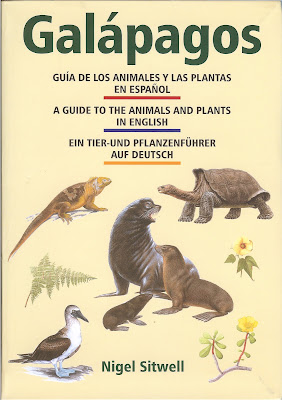 Galapagos: A Guide to the Animals and Plants by Nigel Sitwell
