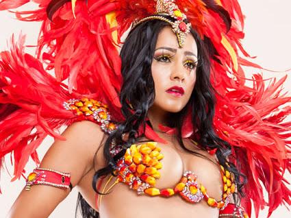 DIY Carnival Boots for YUMA: Soleil