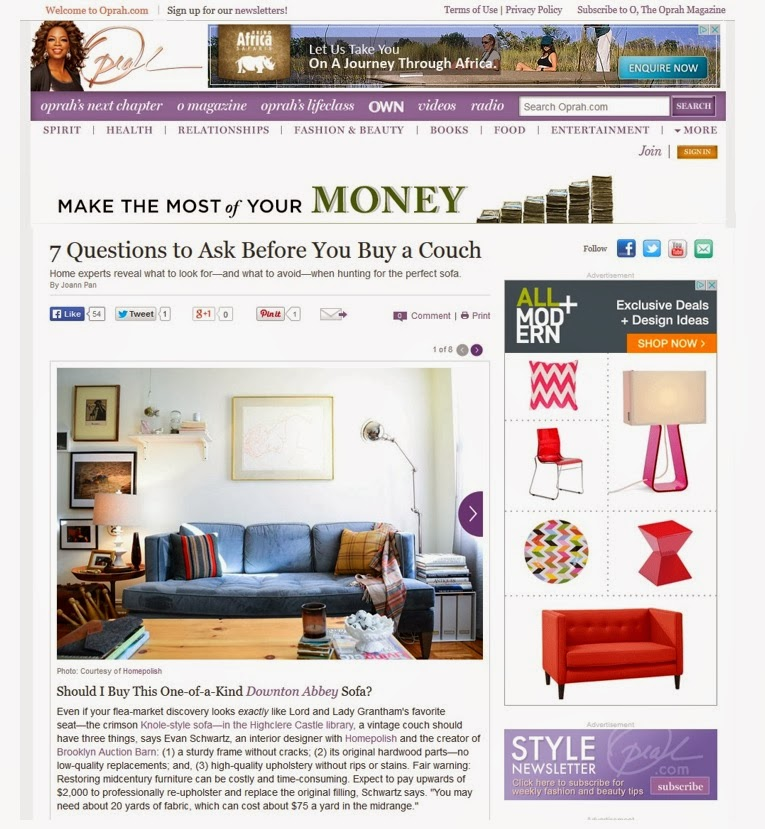 http://www.oprah.com/home/Couch-Tips-Buying-a-Sofa/1