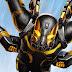Homem-Formiga | Revelada imagem do Jaqueta Amarela lutando contra um minúsculo Homem-Formiga
