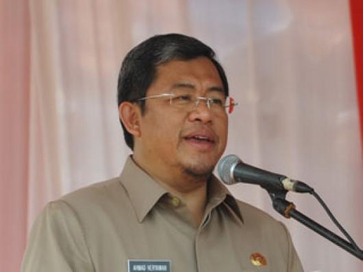 Aher Batasi Wewenang Pejabat Walikota Depok