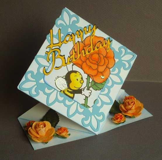 Happy Birthday Frances Cake