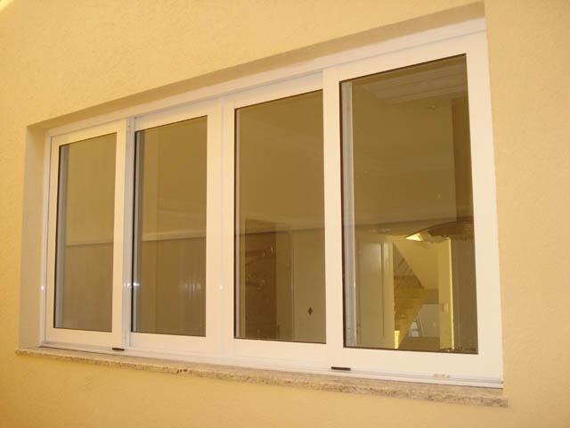 Alumais alum nio e vidros janela de alum nio de correr - Pintura para aluminio ...