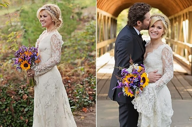 Kelly Clarkson Wedding Chatter Busy: Kelly Cl...