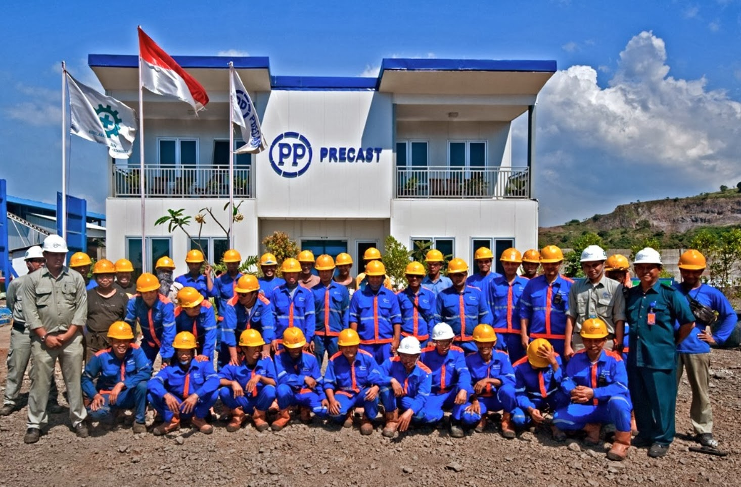 PP Pracetak Precast Recruitment