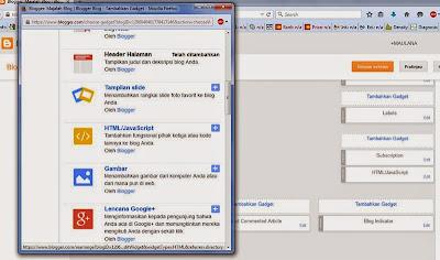 Majalah Blog Jendela HTML
