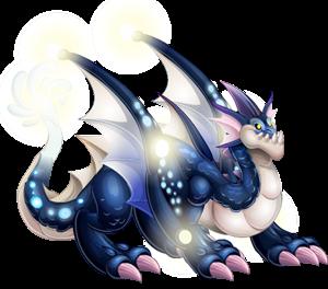 imagen del dragon ancestral recondite de dragon city