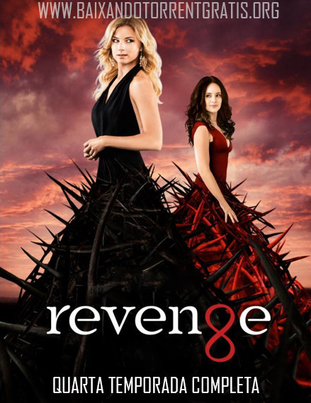 Revenge 4ª Temporada Torrent - WEB-DL 1080p Dublado (2014)