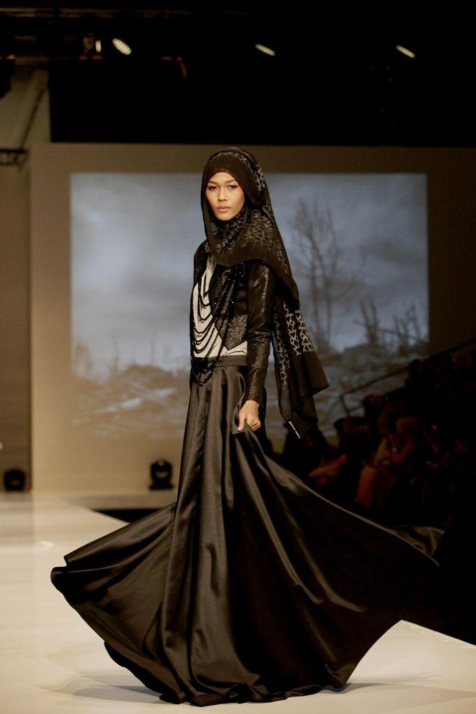 Indonesia Fashion Week 2012 Jenahara