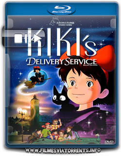 O Serviço de Entregas da Kiki Torrent - BluRay 720p Trial Áudio