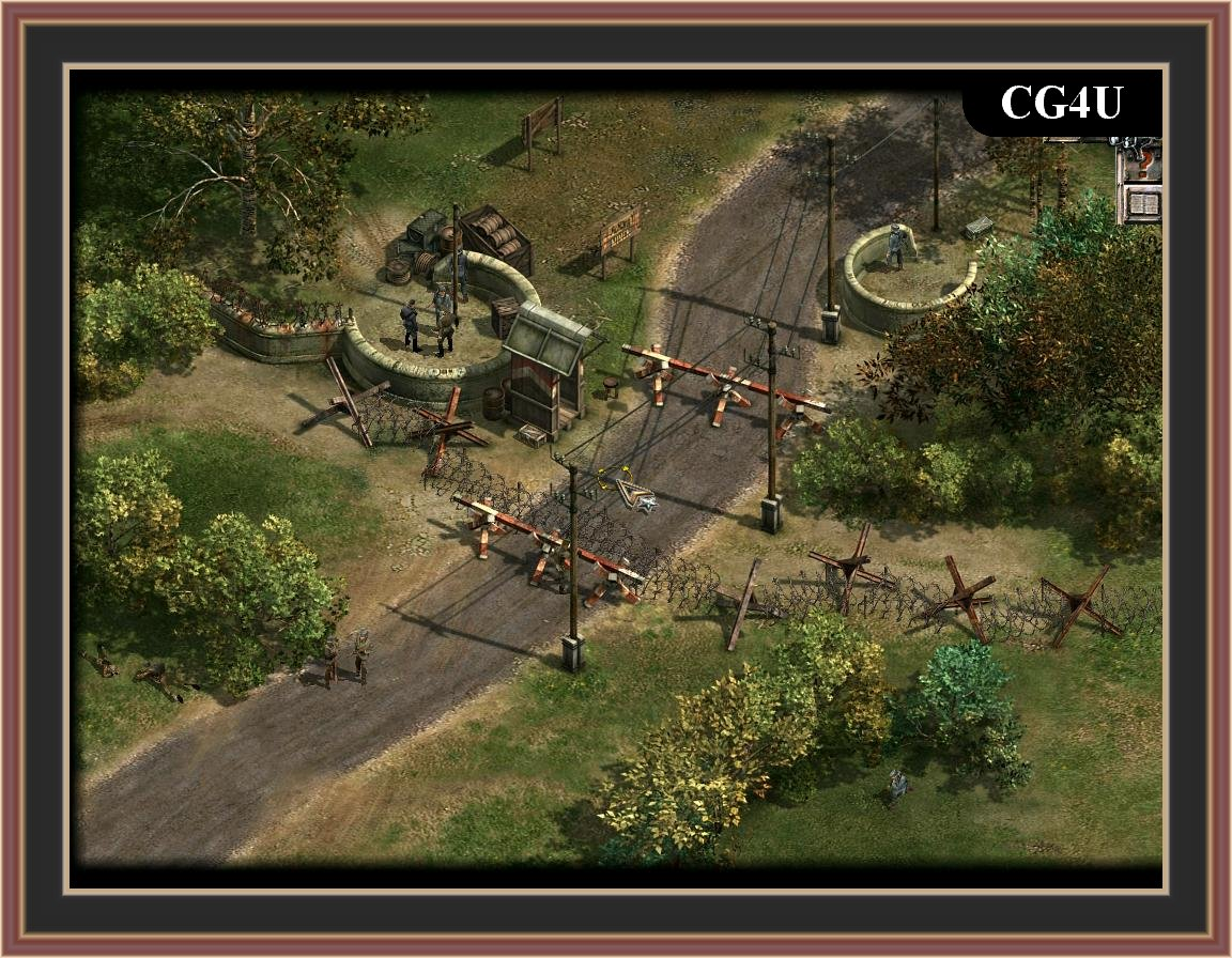 Commandos Behind Enemy Lines Screenshots
