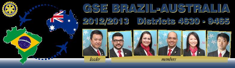 IGE Austrália 2012-2013 distrito 9465