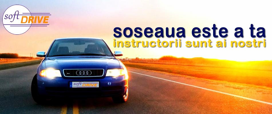 Școala de șoferi SOFT DRIVE