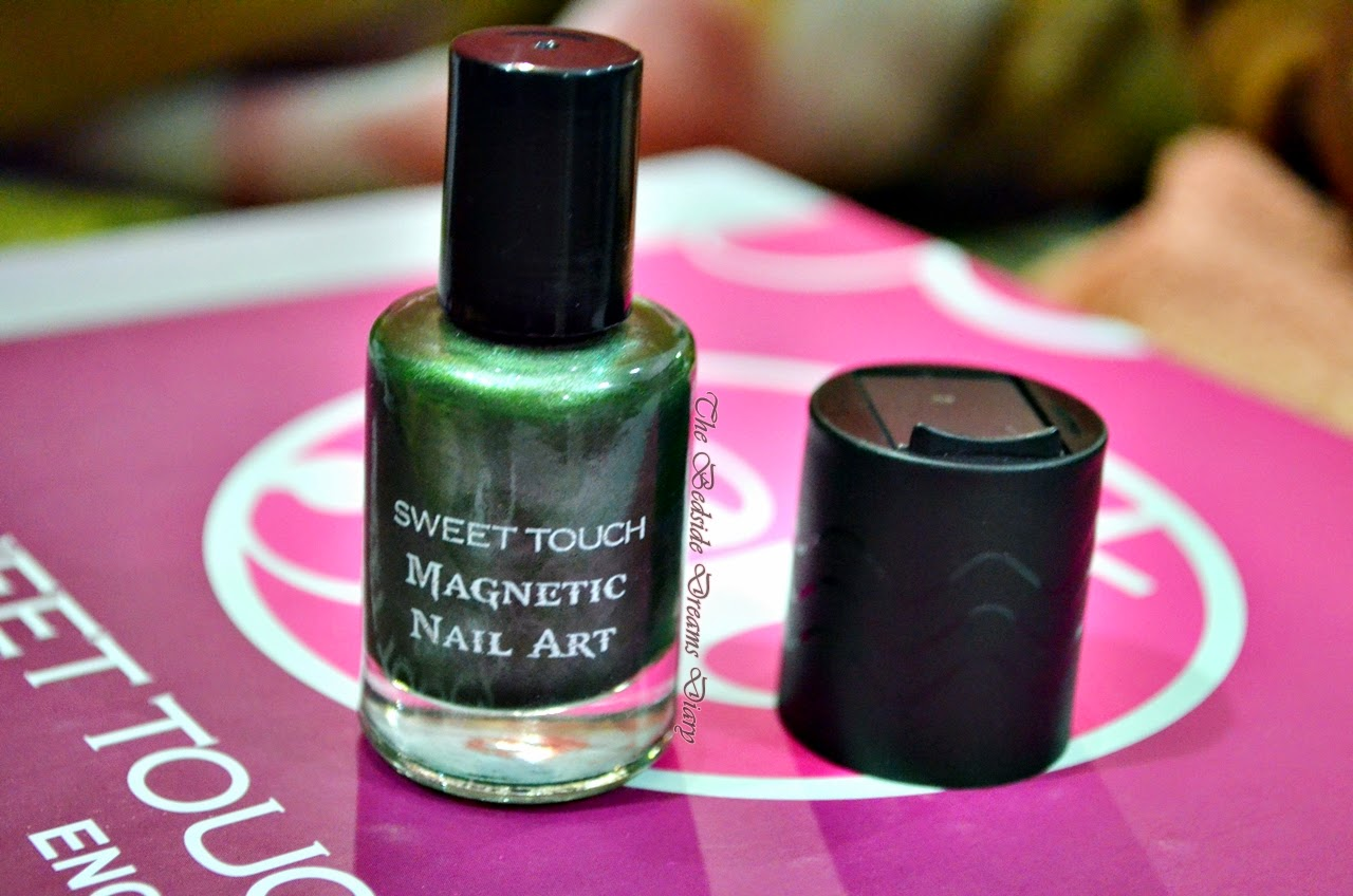 Sweet Touch England MAGNETIC NAIL ART COLOR