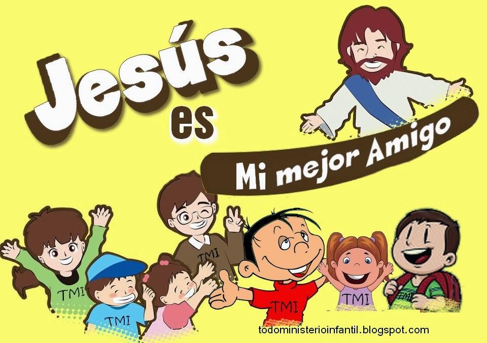 Todo Ministerio Infantil Dia de la Amistad