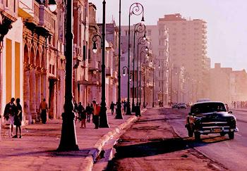 Um dia em Habava-Cuba
