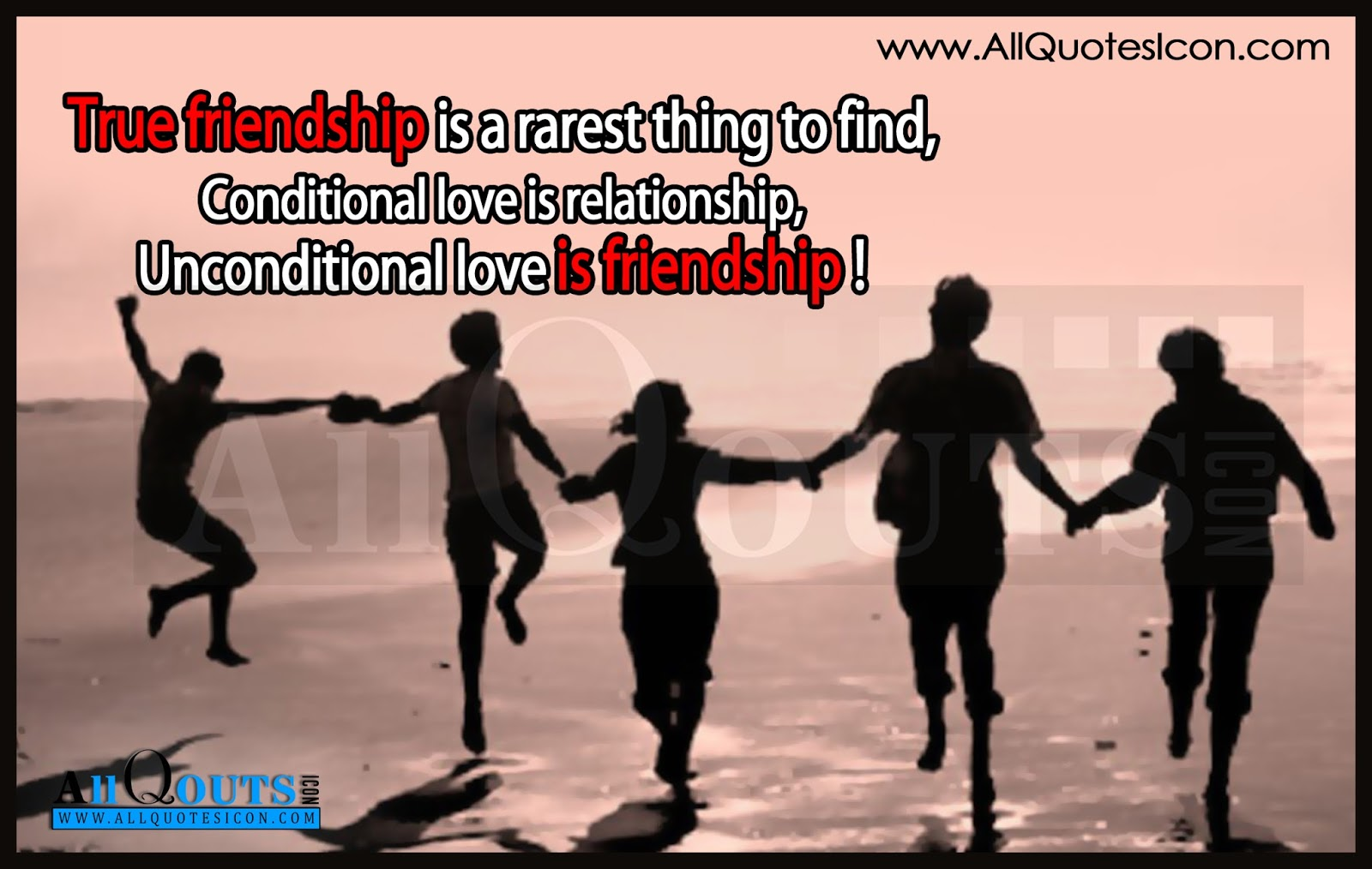 English Quotes About Friendship Friendship Quotes English  Bitami