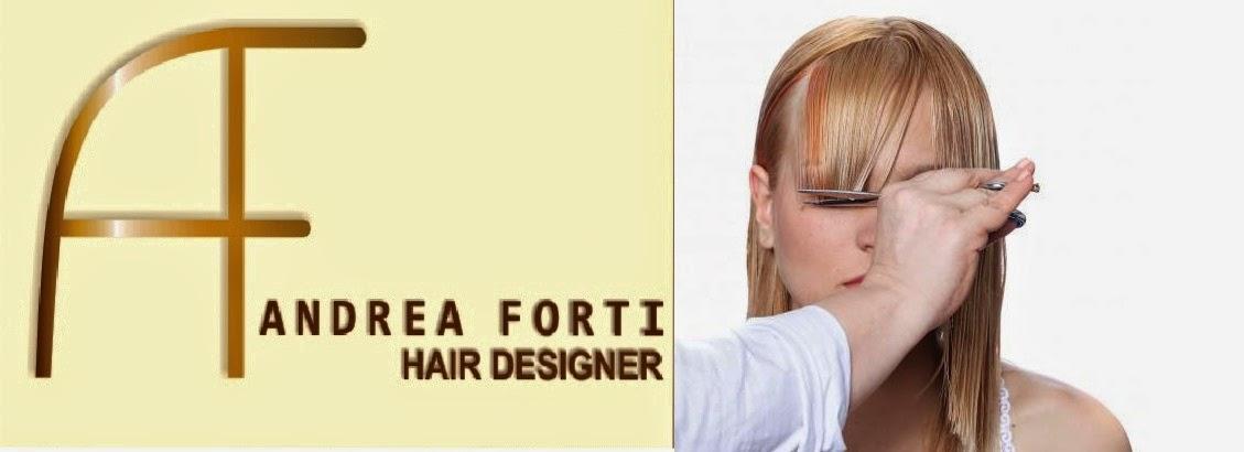 Andrea Forti - Hair Designer