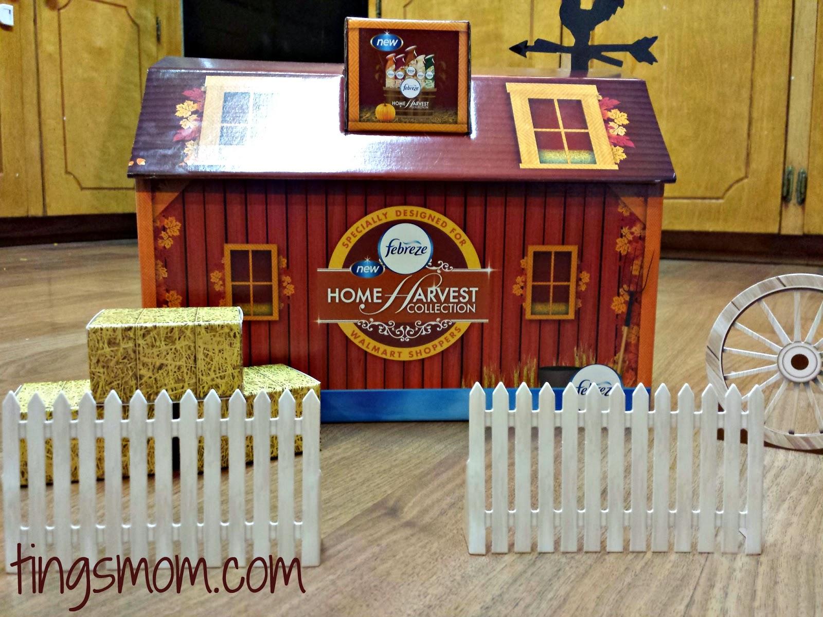 Febreze Fall Home Harvest Collection | #sponsored #febrezefall #walmart #shespeaks