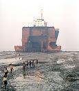2000 Shipbreaking Chittagong Bangladesh.