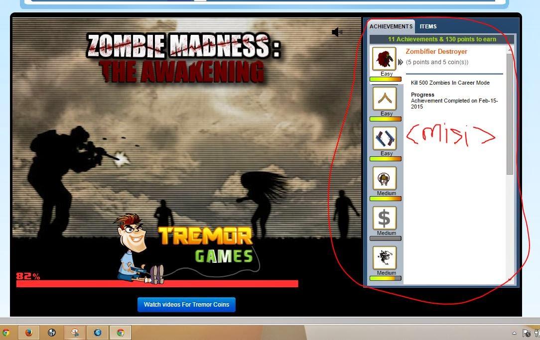 Tremorgames situs game flash yang mengasilkan uang