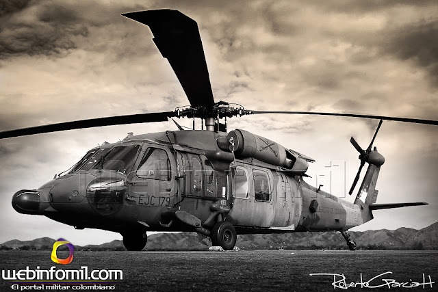 black hawk colombia