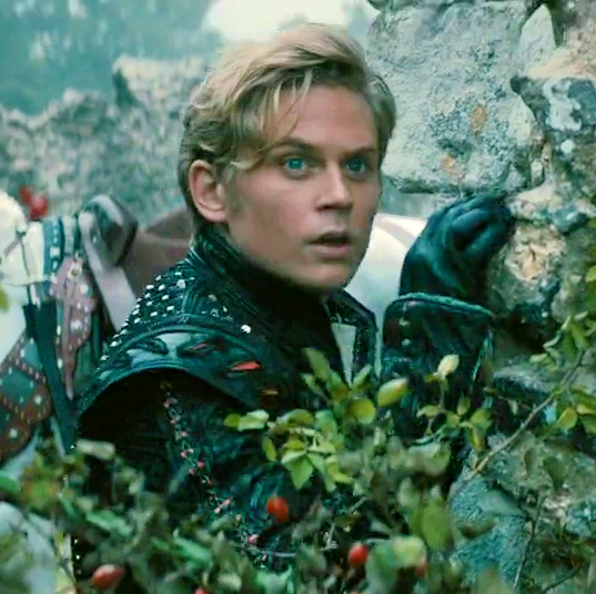Into the Woods Review, Billy Magnussen