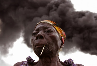 FACE OF OGONI, FACE OF AGONY!