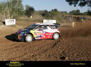 Sebastien Loeb Rallyracc