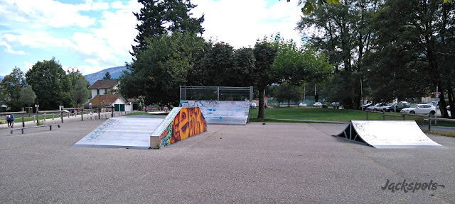 Skatepark Sevrier