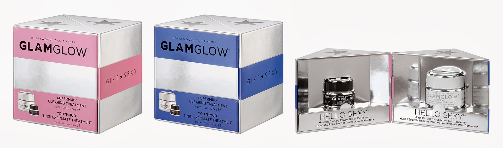 Preview: Reversible GIFT SEXY - Glamglow
