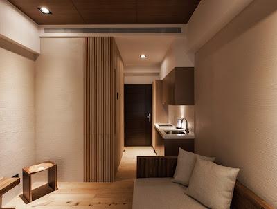 Interior rumah gaya jepang modern 3