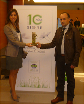 PREMIO SIGRE 10 ANIVERSARIO
