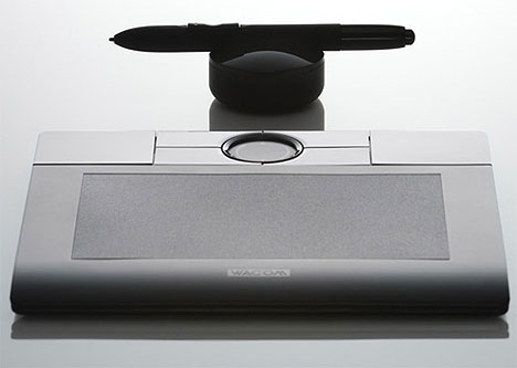 Bamboo Graphics Tablet6